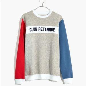 Club Petanque Sweatshirt